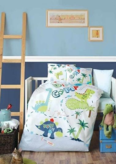 Soley Bebek Uyku Seti Dino Bebe Renkli